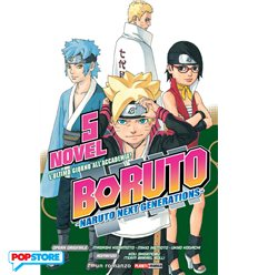 Boruto: Naruto Next Generations 5 - L'Ultimo Giorno all'Accademia
