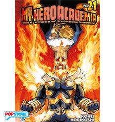 My Hero Academia 021