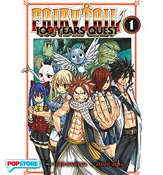 Fairy Tail 100 Years Quest 001