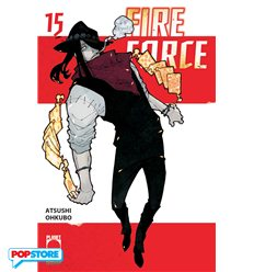Fire Force 015