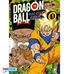 Dragon Ball Full Color - La Saga dei Cyborg e di Cell 001