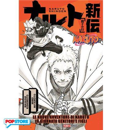 Le Nuove Avventure di Naruto - La Giornata Genitori e Figli