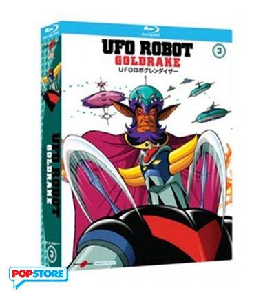 Ufo Robot Goldrake Vol. 3