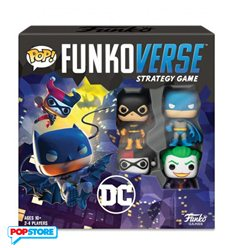 Funkoverse - DC Comics Set Base
