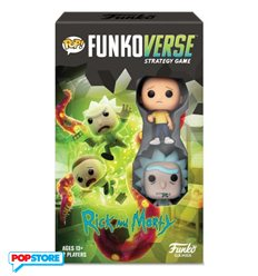 Funkoverse - Rick and Morty Expandalone