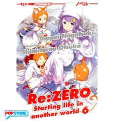 Re:Zero - Starting life in another world Light Novel 006