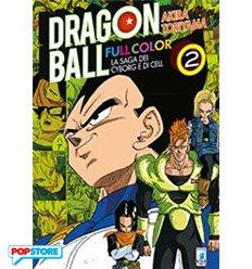 Dragon Ball Full Color - La Saga dei Cyborg e di Cell 002