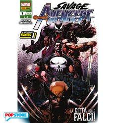 Savage Avengers 001