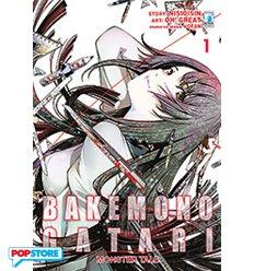Bakemonogatari Monster Tale 001