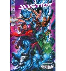 Justice League 007