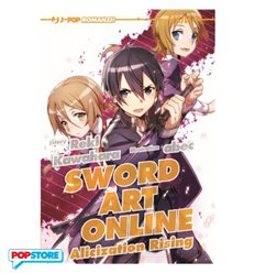 Sword Art Online Alicization Rising
