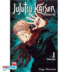 Jujutsu Kaisen Sorcey Fight 001