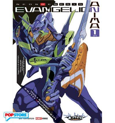 Neon Genesis Evangelion Anima 001