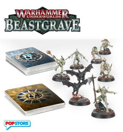 Warhammer Underworlds: Beastgrave - La Grymwatch