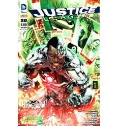 Justice League 020