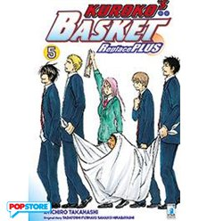 Kuroko's Basket Replace Plus 005
