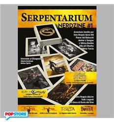 Serpentarium Nerdzine 1
