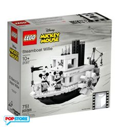 LEGO 21317 - Steamboat Willie