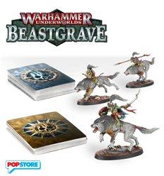 Warhammer Underworlds: Beastgrave - Snarlfangs di Rippa