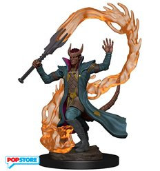 Dungeons & Dragons Icons of the Realms - Female Tiefling Sorcerer