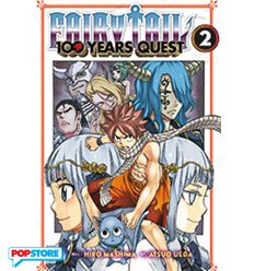 Fairy Tail 100 Years Quest 002