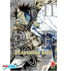 Platinum End 011