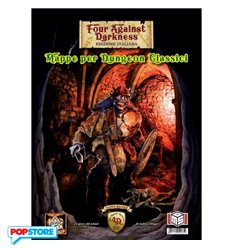 Four Against Darkness - Mappe per Dungeon Classici