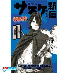 Le Nuove Avventure di Sasuke Maestri e Discepoli