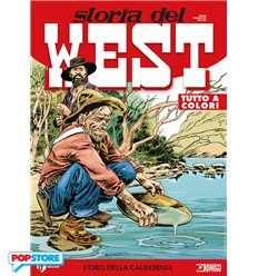 Storia del West 009 - L'Oro della California