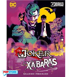 Batman Dylan Dog 0 - Relazioni Pericolose Villains Cover
