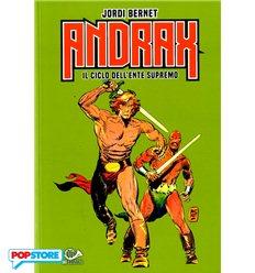 Andrax 001 - Il Ciclo del Risveglio