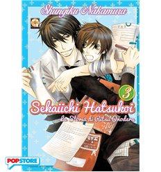 Sekaiichi Hatsukoi, la Storia di Ritsu Onodera 003
