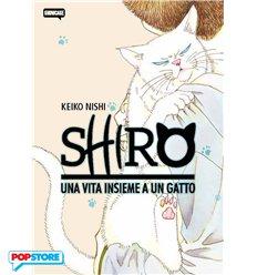 Shiro - Una Vita Insieme a un Gatto