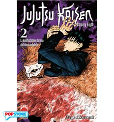 Jujutsu Kaisen Sorcey Fight 002