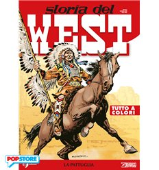 Storia del West 010 - La Pattuglia