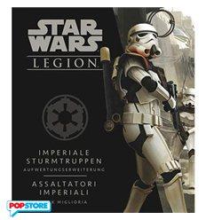 Star Wars Legion - Assaltatori Imperiali (Pack Miglioria)