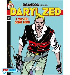 Daryl Zed 001 - I Mostri Sono Loro