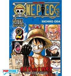 One Piece Quiz Book 2