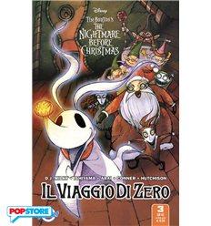 The Nightmare Before Christmas - Il Viaggio di Zero 003
