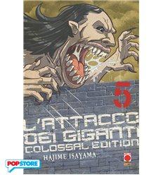 L'Attacco Dei Giganti Colossal Edition 005