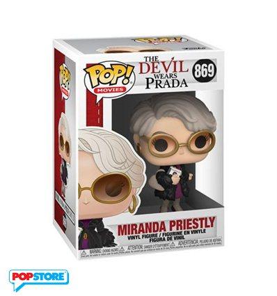 Funko Pop! Devil Wears Prada 869 Miranda Priestly POPstore