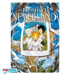 The Promised Neverland Novel 001 - Una Lettera da Norman