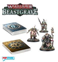 Warhammer Underworlds: Beastgrave - Wyrmgurgito
