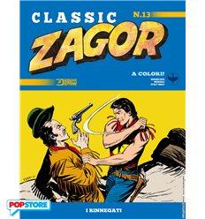 Zagor Classic 013 - I Rinnegati