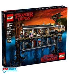 Lego 75810 - Stranger Things - Il Sottosopra