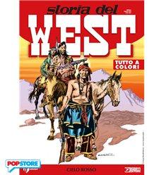 Storia del West 014 - Cielo Rosso