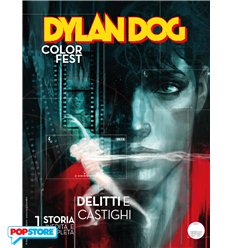 Dylan Dog Color Fest 033 - Delitti e Castighi