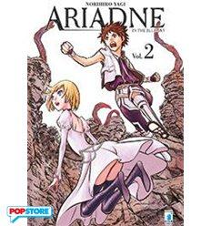 Ariadne in the Blue Sky 001
