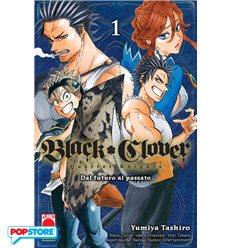 Black Clover Quartet Knights 001