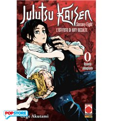Jujutsu Kaisen Sorcey Fight 000 - L'Istituto di Arti Occulte R